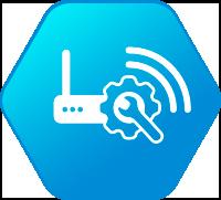 Managed Netzwerkgeräte